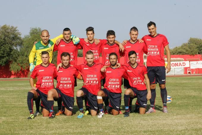 Monastir Kosmoto 2014-2015 Promozione