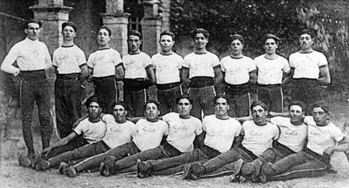Polisportiva Ginnastica Gialeto - Serramanna 1920