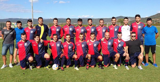 Polisportiva Isili 2014-2015 - seconda categoria