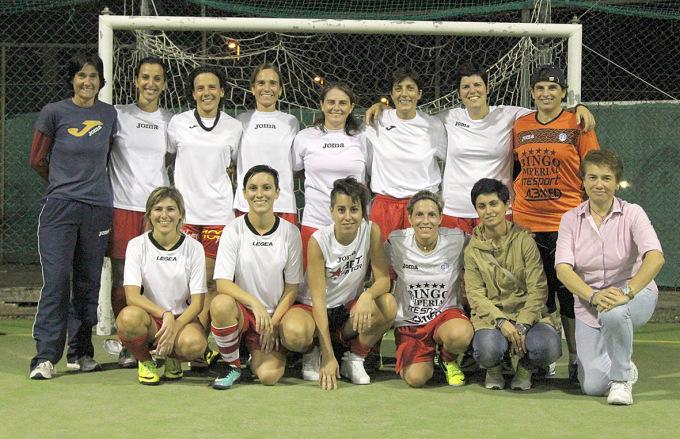 Tratalias Calcio a 5 2014-2015