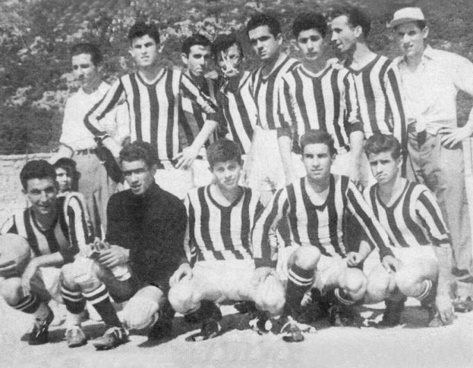 US Luogosanto - 1955-1956