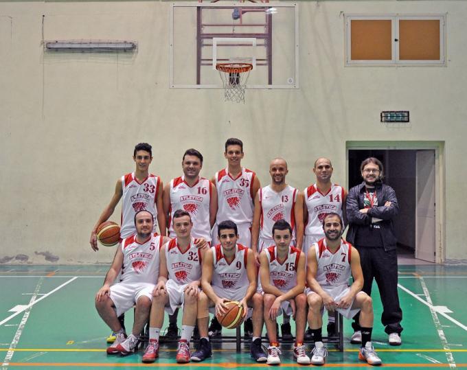 Basket Serramanna - 2013-2014