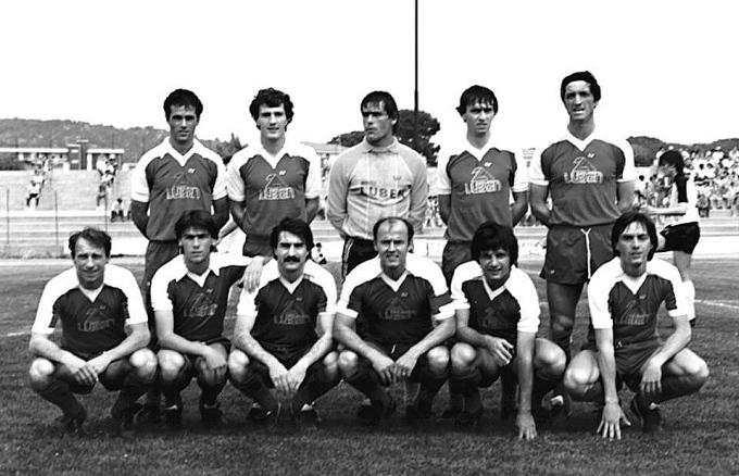 Carbonia Calcio 1982-1983