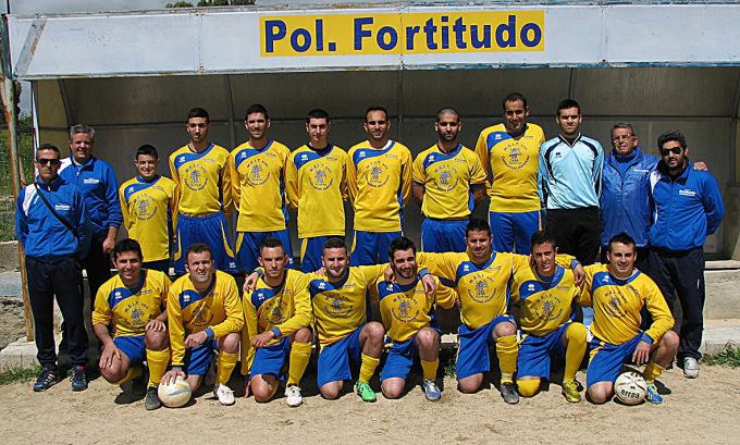 Fortitudo Guspini 2013-2014