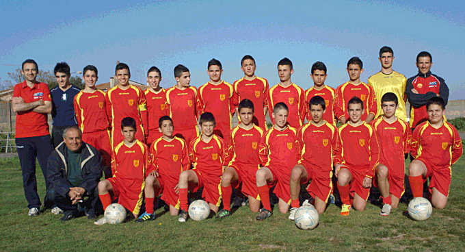 Ghilarza Calcio Giovanissimi 2011-2012