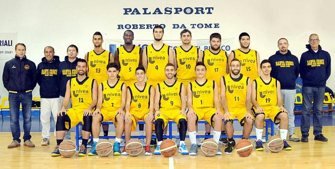 Nivea Santa Croce Olbia 2014-2015