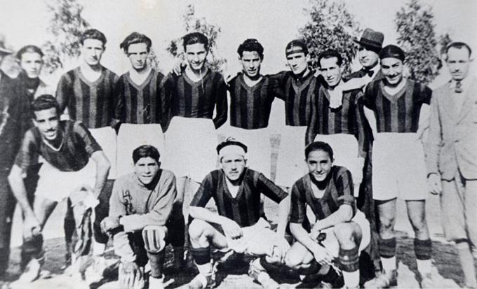 Olbia Calcio - 1932-1933