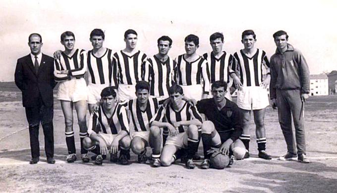 Ploaghe Calcio - anni sessanta