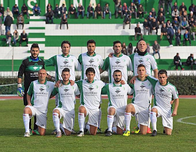 Polisportiva Arzachena - 2014-2015