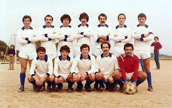 Polisportiva Luogosanto - 1980-1981