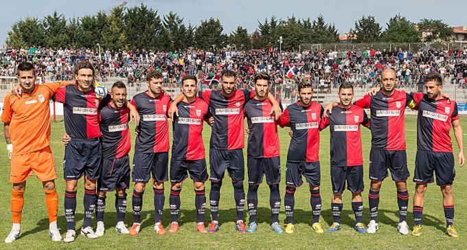 Sef Torres Calcio - 2014-2015