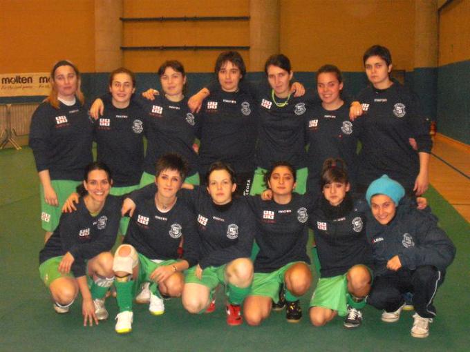 Sinnai Calcio a 5 femminile 2010-2011