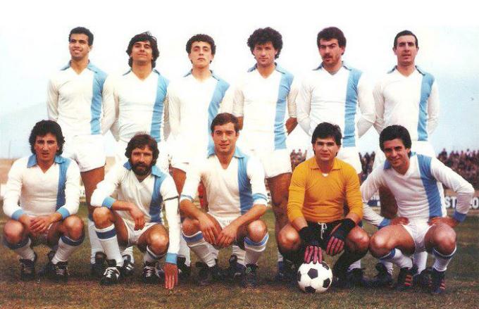 Sorso Calcio 1978-1979