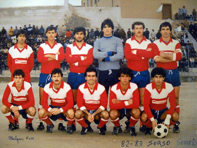 Sorso Calcio 1982-1983