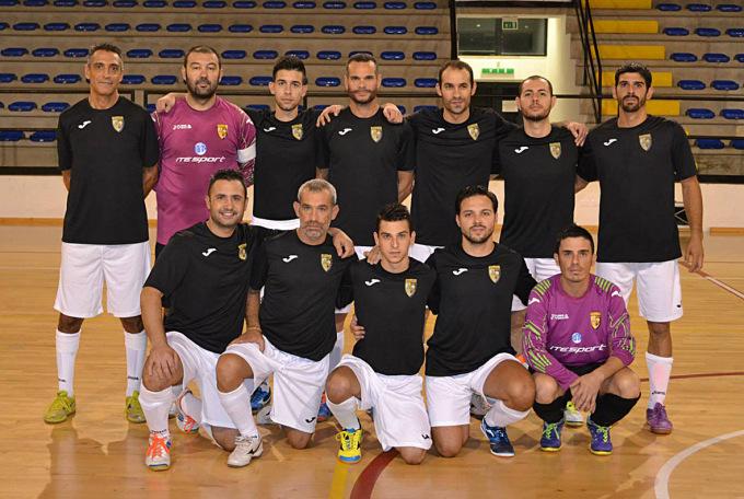 Tratalias Calcio a 5 Maschile serie C 2012-2013