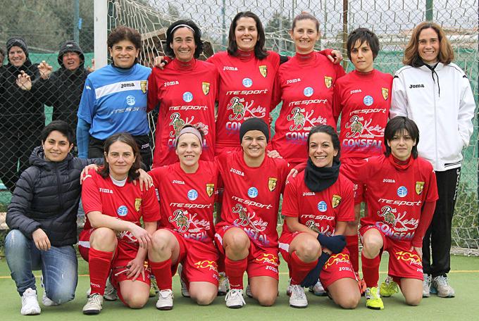Tratalias Calcio a 5 serie C 2012-2013