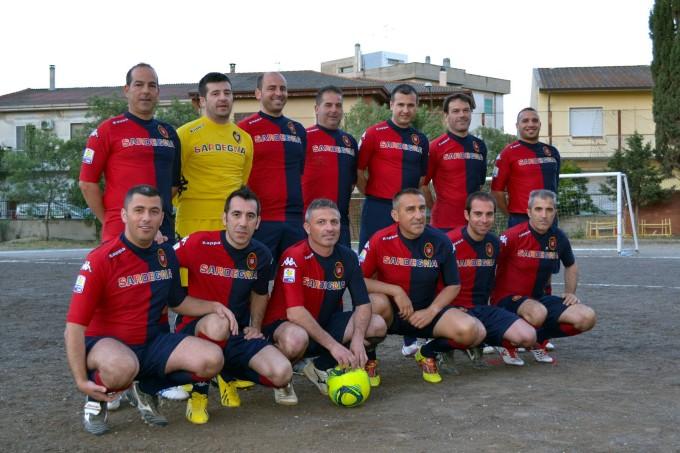 Amici del Cagliari - Oristano 2013
