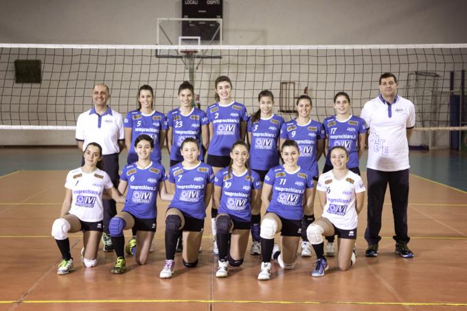 Ariete Volley Serie C - Oristano 2014-2015
