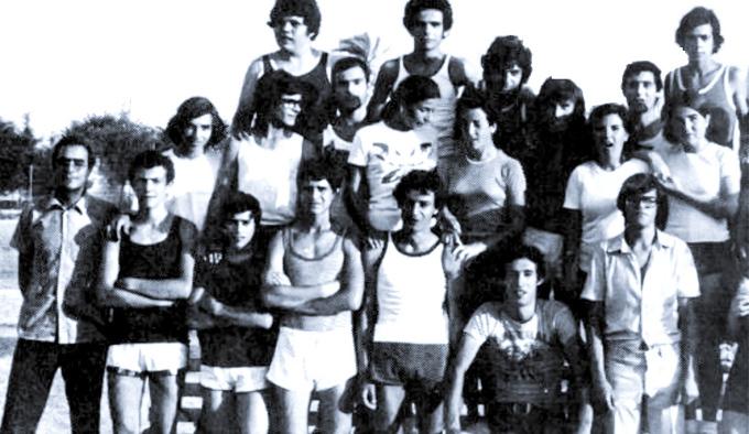 Atletica Oristano1971-1972