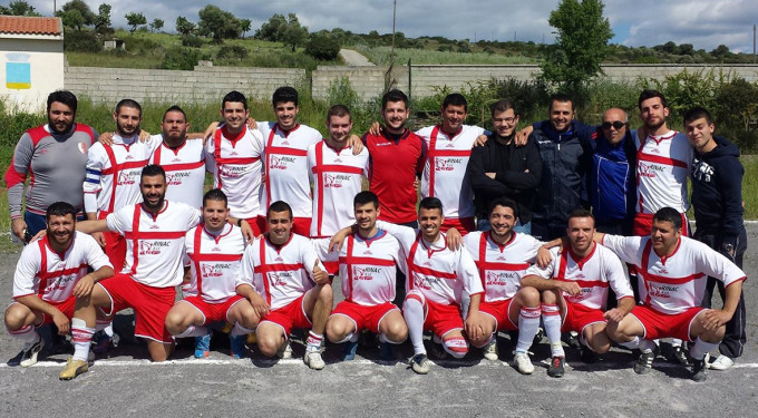 Norbello Calcio · 2014-2015