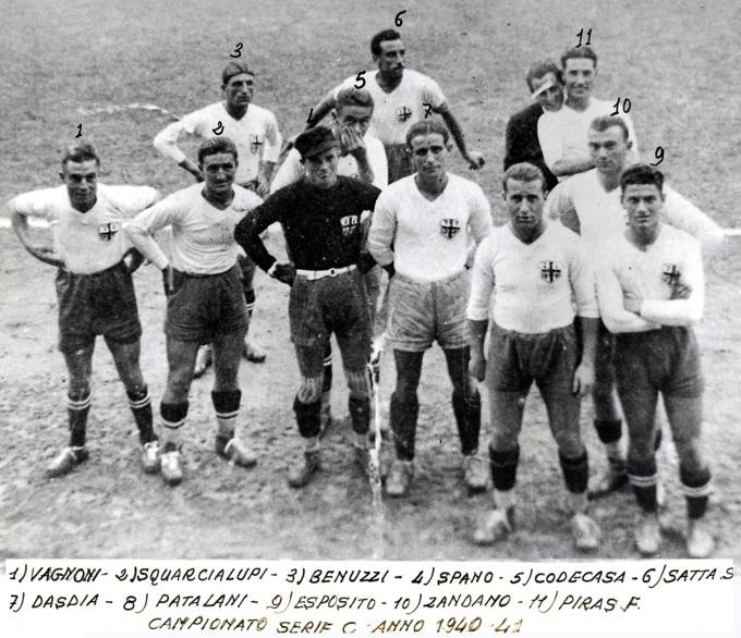 Olbia Calcio 1940-1941