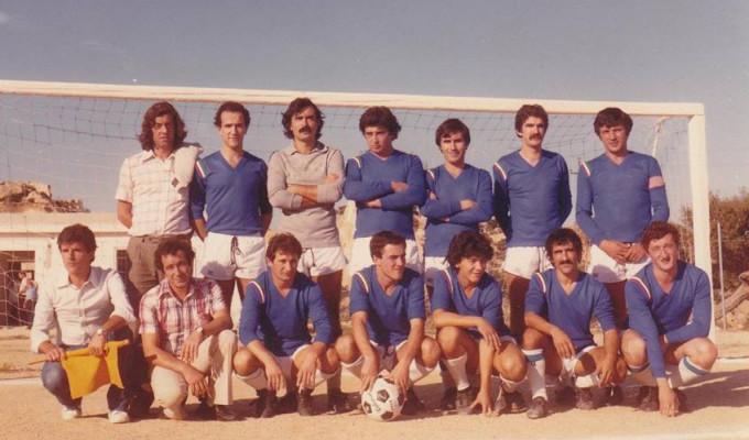 Polisportiva Luogosanto - 1978-1979 QUATTRO