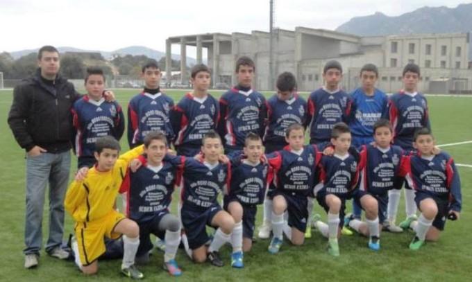 Polisportiva Ovodda Giovanissimi 2013-2014