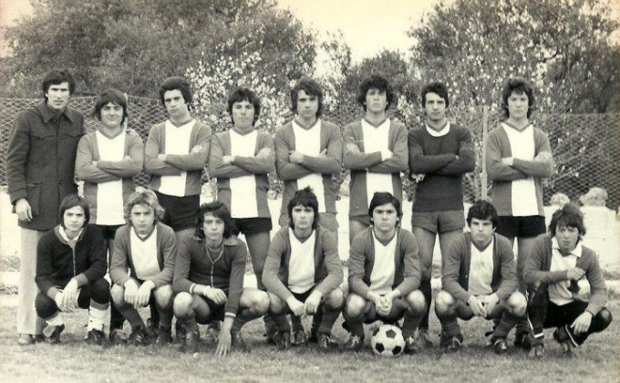 Sorso Calcio Juniores 1974-1975