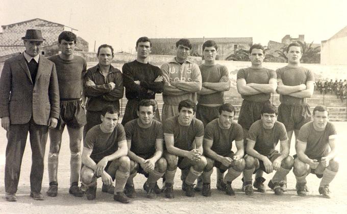 Sorso Calcio anni sessanta