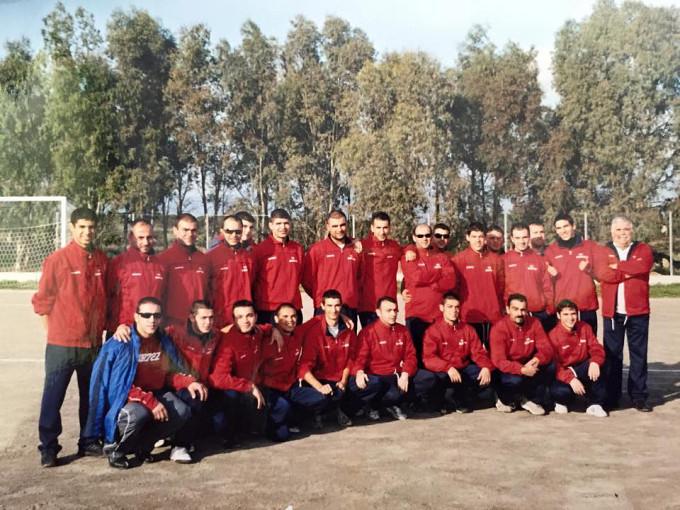 ASD Bortigali - 2014-2015