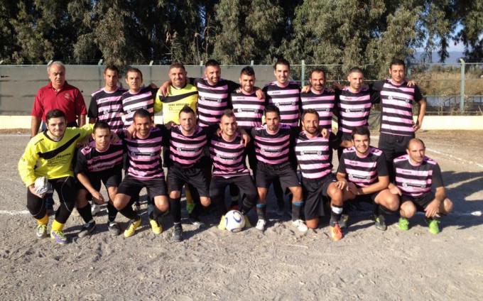 Arriora Calcio - 2014-2015