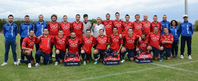 Furia Rossa · Baratili San Pietro 2014-2015