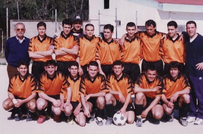 Gonnosfanadiga 1997-1998