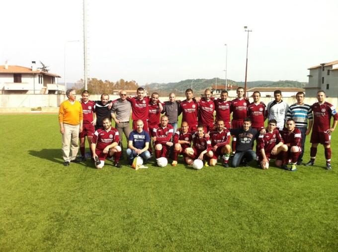Irgolese Calcio 2012-2013