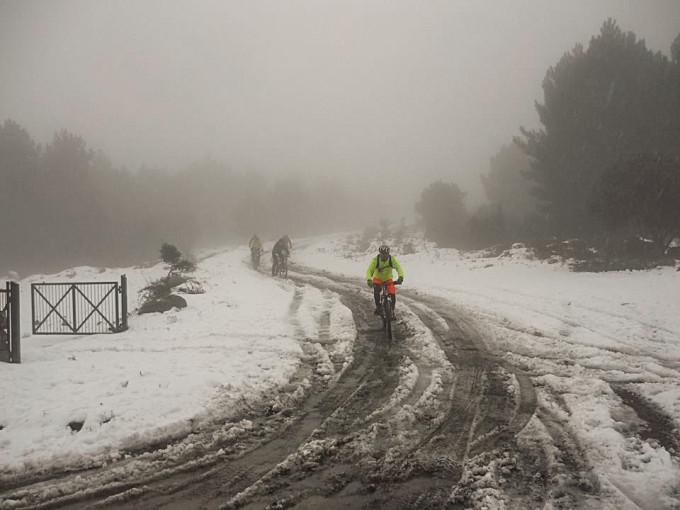 Le escursioni invernali – capitolo 5 - CINQUE