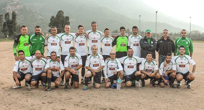 Onifai Calcio 2014-2015
