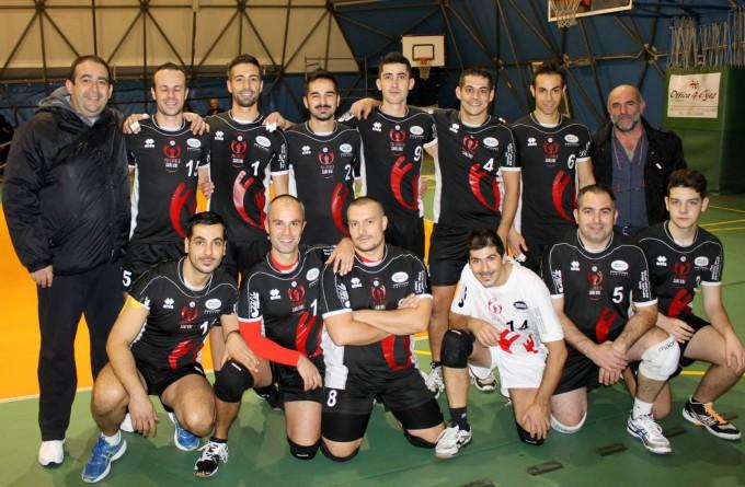 Pallavolo Sanluri Serie D - 2014-2015