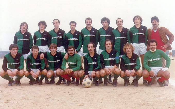 Polisportiva Luogosanto - 1981-1982