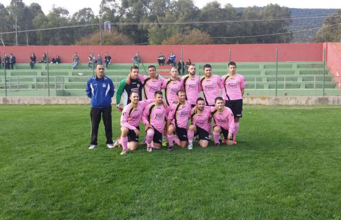 Tresnuraghes Calcio - 2014-2015