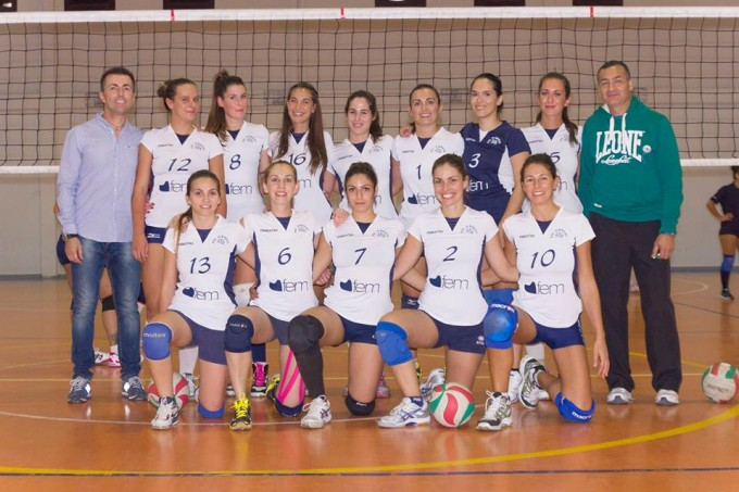 Volley Is Bingias Cagliari 2014-2015