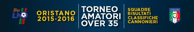 banner Torneo Amatori 2015-2016 FIGC - DUE