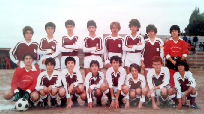 FC Cabras 1981-1982