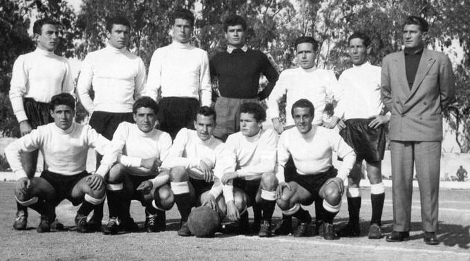 Olbia Calcio -1952-1953