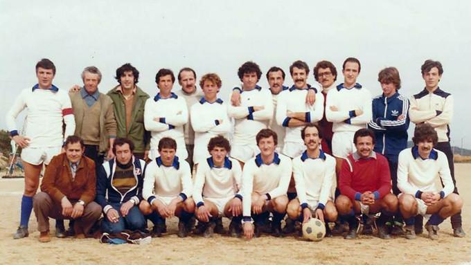 Polisportiva Luogosanto - 1980-1981 QUATTRO