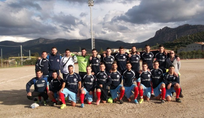Sporting Valledoria 2014-2015