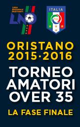 banner laterale Torneo Amatori 2015-2016 FIGC -  QUATTRO