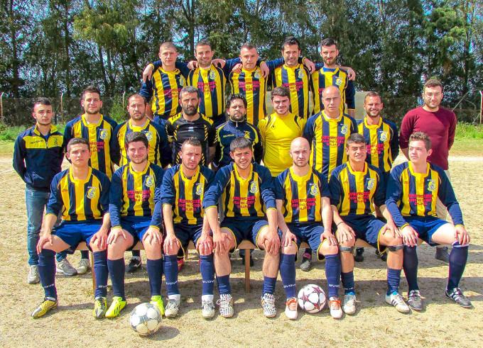 Busachese Calcio - 2014-2015