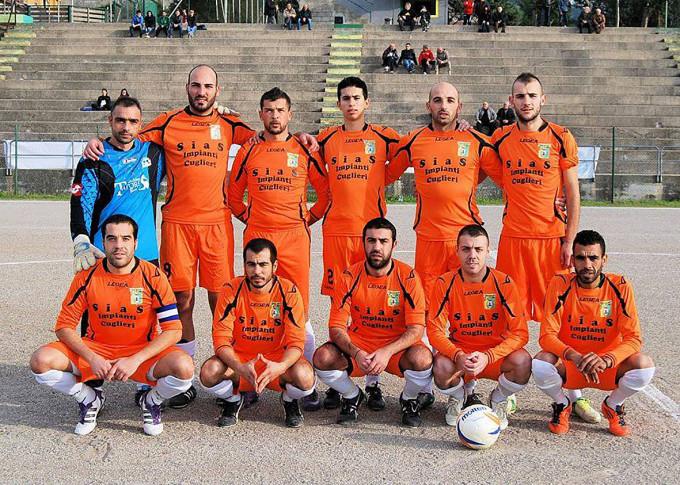 Cuglieri Calcio 2013-2014