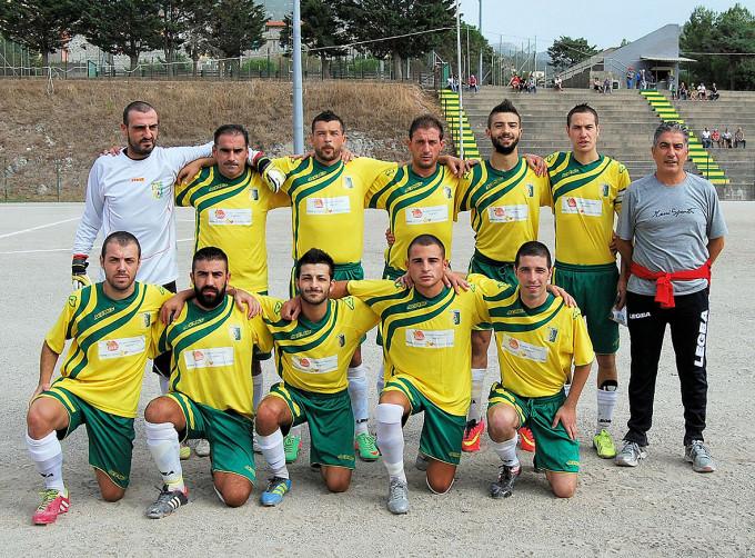 Cuglieri Calcio 2014-2015