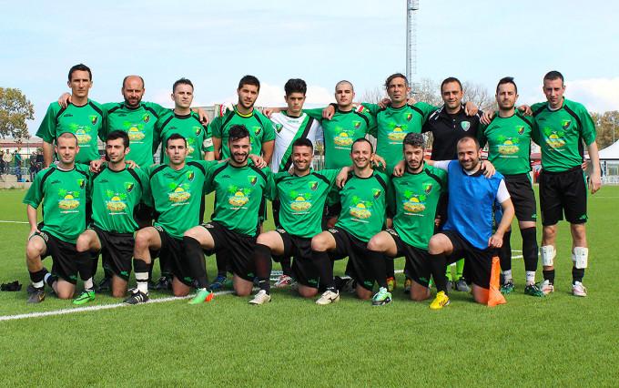 Folgore Calcio - Oristano 2014-2015